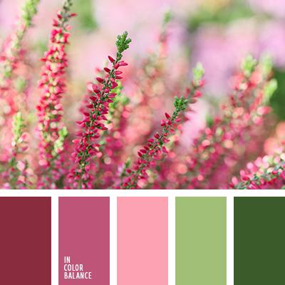 Цветовая палитра №3029
