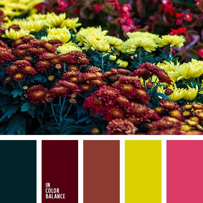 Цветовая палитра №3054