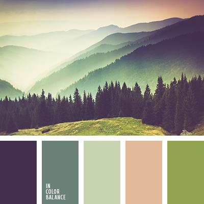 Цветовая палитра №3132
