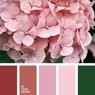 Цветовая палитра №3148
