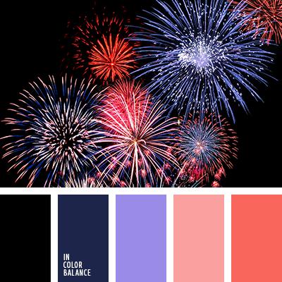 Цветовая палитра №3172