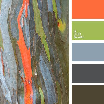 Цветовая палитра №3206