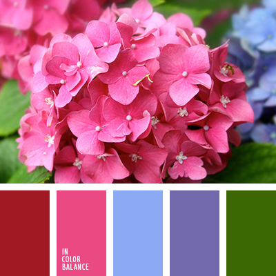 Цветовая палитра №3222