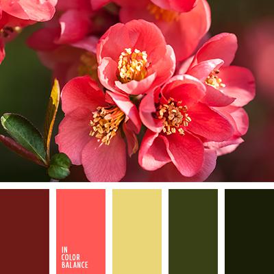 Цветовая палитра №3251