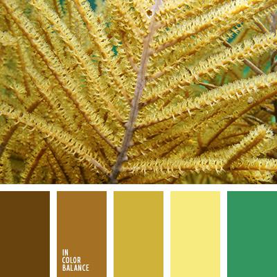 Цветовая палитра №3254