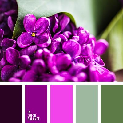 Цветовая палитра №3260