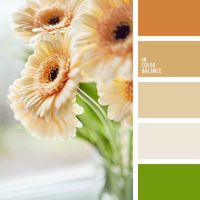 Цветовая палитра №3268