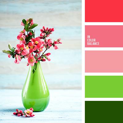 Цветовая палитра №3276