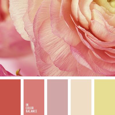 Цветовая палитра №3278
