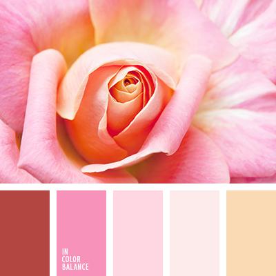 Цветовая палитра №3287