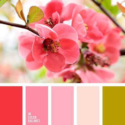 Цветовая палитра №3288