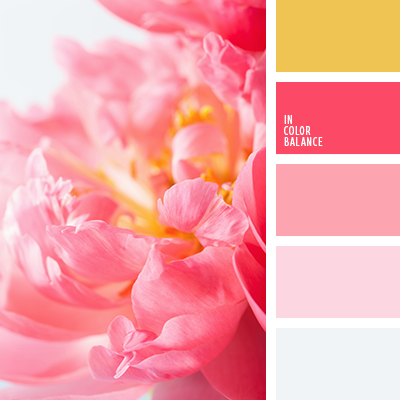 Цветовая палитра №3298