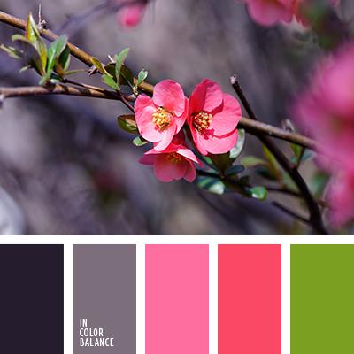 Цветовая палитра №3311