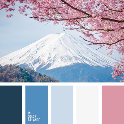 Цветовая палитра №3314
