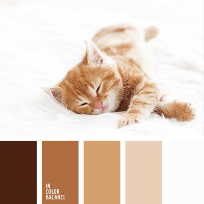 Цветовая палитра №3317