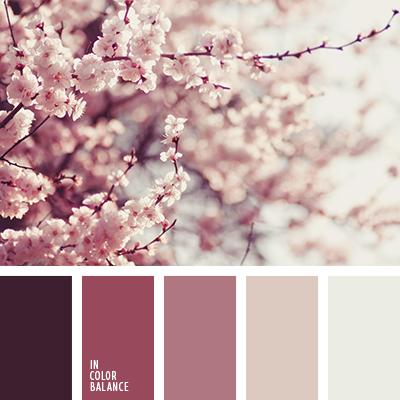 Цветовая палитра №3318