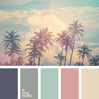 Цветовая палитра №3321