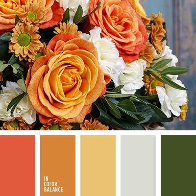 Цветовая палитра №3323