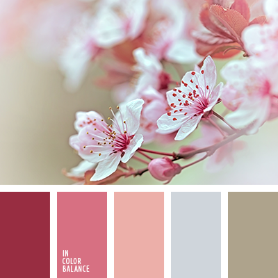 Цветовая палитра №3332