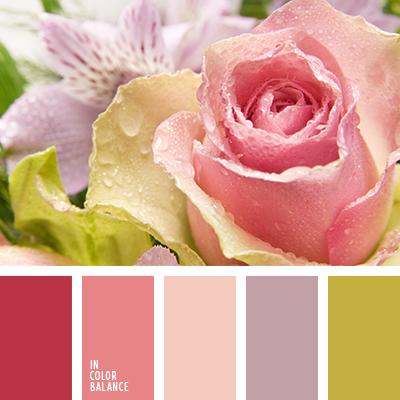 Цветовая палитра №3341