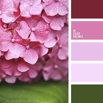 Цветовая палитра №3346