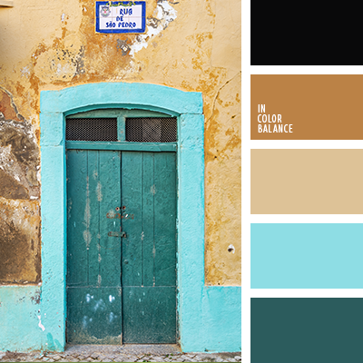 Цветовая палитра №3347