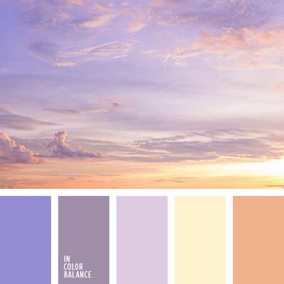 Цветовая палитра №3352