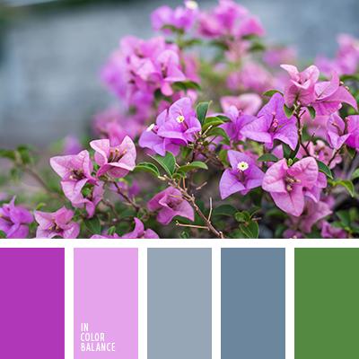 Цветовая палитра №3353