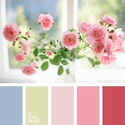 Цветовая палитра №3354