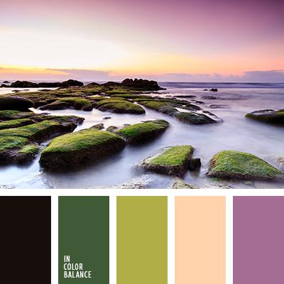 Цветовая палитра №3361