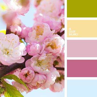 Цветовая палитра №3368