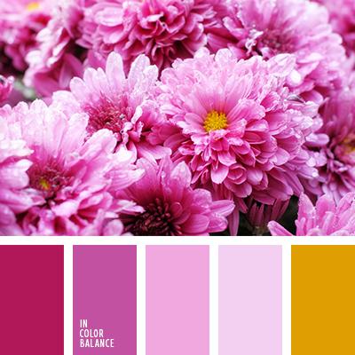 Цветовая палитра №3373