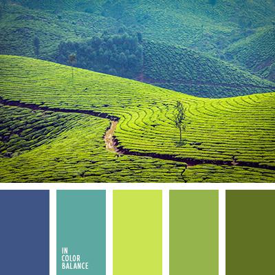 Цветовая палитра №3374