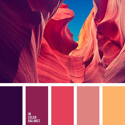 Цветовая палитра №3378