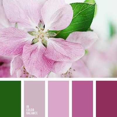 Цветовая палитра №3379