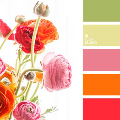 Цветовая палитра №3383