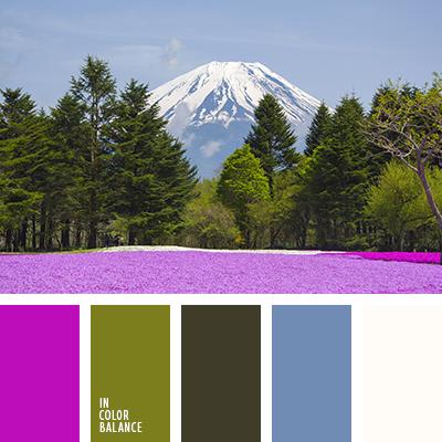 Цветовая палитра №3385