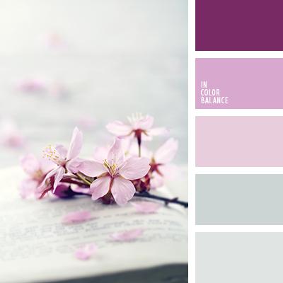 Цветовая палитра №3386