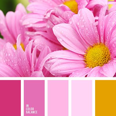 Цветовая палитра №3393