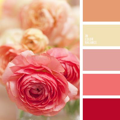 Цветовая палитра №3409