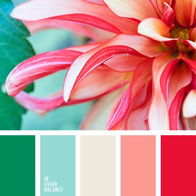 Цветовая палитра №3416