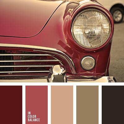 Цветовая палитра №3419