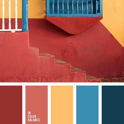 Цветовая палитра №3420