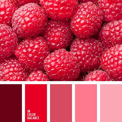 Цветовая палитра №3436