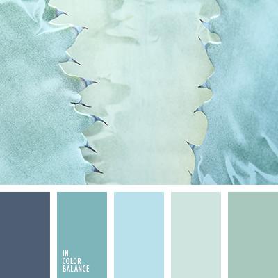 Цветовая палитра №3443