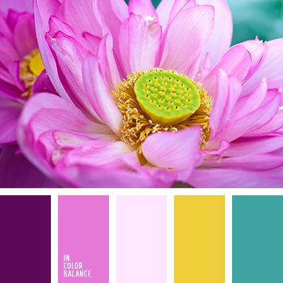 Цветовая палитра №3453