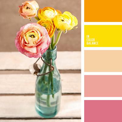 Цветовая палитра №3457