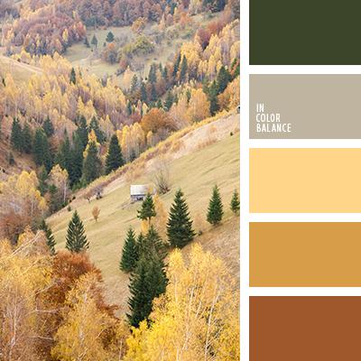 Цветовая палитра №3470