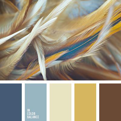 Цветовая палитра №3471
