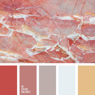 Цветовая палитра №3501